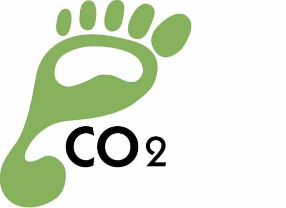 how to calculate carbon footprint manually
